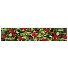 Floral Collage Print Flano Scarf (small) by dflcprintsclothing