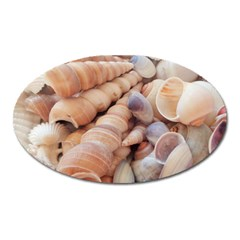 Sea Shells Magnet (oval) by yoursparklingshop