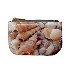 Sea Shells Coin Change Purse by yoursparklingshop