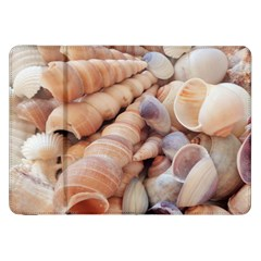 Sea Shells Samsung Galaxy Tab 8 9  P7300 Flip Case by yoursparklingshop