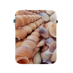 Sea Shells Apple Ipad Protective Sleeve by yoursparklingshop