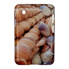 Sea Shells Samsung Galaxy Tab 2 (7 ) P3100 Hardshell Case  by yoursparklingshop