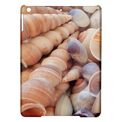 Sea Shells Apple Ipad Air Hardshell Case by yoursparklingshop
