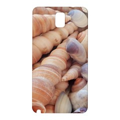 Sea Shells Samsung Galaxy Note 3 N9005 Hardshell Back Case by yoursparklingshop