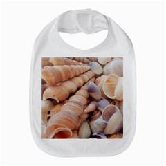 Sea Shells Bib