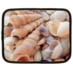Sea Shells Netbook Sleeve (XL) Front