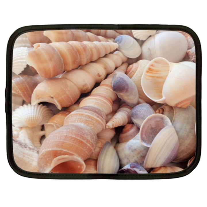 Sea Shells Netbook Sleeve (XL)