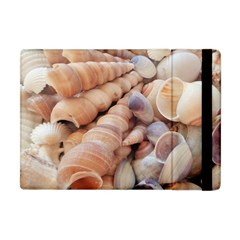 Sea Shells Apple Ipad Mini Flip Case by yoursparklingshop