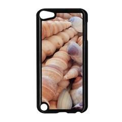 Sea Shells Apple Ipod Touch 5 Case (black)