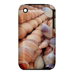 Sea Shells Apple Iphone 3g/3gs Hardshell Case (pc+silicone) by yoursparklingshop