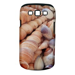 Sea Shells Samsung Galaxy S Iii Classic Hardshell Case (pc+silicone)