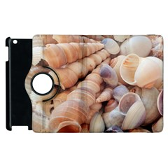 Sea Shells Apple Ipad 3/4 Flip 360 Case by yoursparklingshop