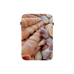 Sea Shells Apple Ipad Mini Protective Sleeve by yoursparklingshop
