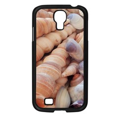 Sea Shells Samsung Galaxy S4 I9500/ I9505 Case (black)