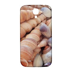 Sea Shells Samsung Galaxy S4 I9500/i9505  Hardshell Back Case