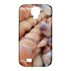 Sea Shells Samsung Galaxy S4 Classic Hardshell Case (pc+silicone)