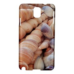 Sea Shells Samsung Galaxy Note 3 N9005 Hardshell Case by yoursparklingshop