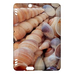 Sea Shells Kindle Fire Hdx Hardshell Case by yoursparklingshop