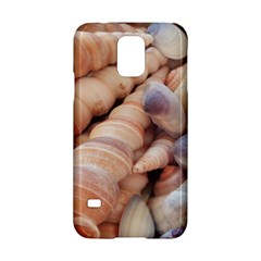 Sea Shells Samsung Galaxy S5 Hardshell Case  by yoursparklingshop