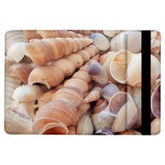Sea Shells Apple Ipad Air Flip Case by yoursparklingshop