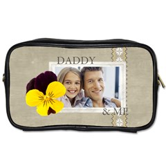 Dad By Dad   Toiletries Bag (two Sides)   3gqjemdkh8si   Www Artscow Com Front