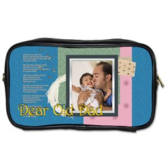 Dad By Dad   Toiletries Bag (two Sides)   Oweezd6mvw88   Www Artscow Com Front