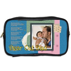 Dad By Dad   Toiletries Bag (two Sides)   Oweezd6mvw88   Www Artscow Com Back