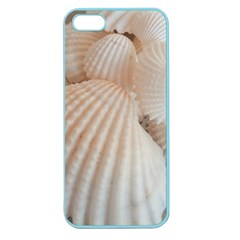 Sunny White Seashells Apple Seamless Iphone 5 Case (color)