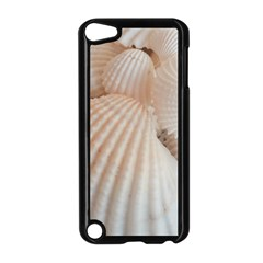 Sunny White Seashells Apple Ipod Touch 5 Case (black) by yoursparklingshop