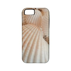 Sunny White Seashells Apple Iphone 5 Classic Hardshell Case (pc+silicone) by yoursparklingshop