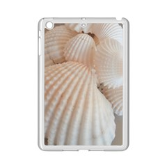 Sunny White Seashells Apple Ipad Mini 2 Case (white) by yoursparklingshop