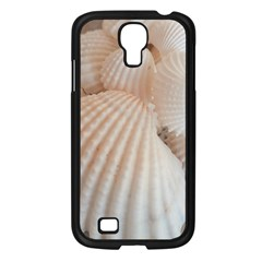 Sunny White Seashells Samsung Galaxy S4 I9500/ I9505 Case (black)