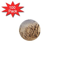 Lol 1  Mini Button Magnet (100 Pack) by yoursparklingshop