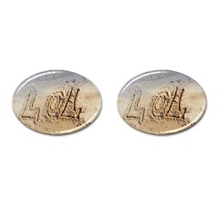 Lol Cufflinks (oval)