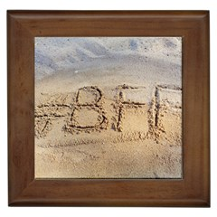 #bff Framed Ceramic Tile