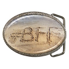 #bff Belt Buckle (oval) by yoursparklingshop