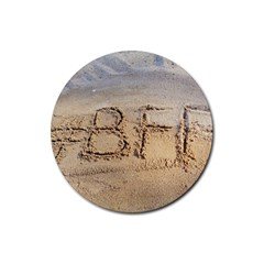 #bff Drink Coasters 4 Pack (round)