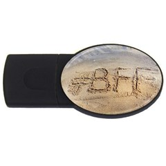 #bff 2gb Usb Flash Drive (oval) by yoursparklingshop