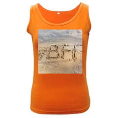 #bff Women s Tank Top (dark Colored)