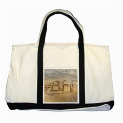 #bff Two Toned Tote Bag