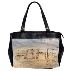 #bff Oversize Office Handbag (two Sides)
