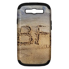 #bff Samsung Galaxy S Iii Hardshell Case (pc+silicone) by yoursparklingshop