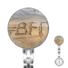 #bff Stainless Steel Nurses Watch