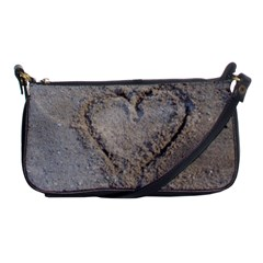 Heart In The Sand Evening Bag by yoursparklingshop