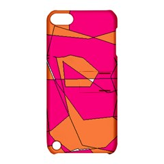 Red Orange 5000 Apple Ipod Touch 5 Hardshell Case With Stand by yoursparklingshop