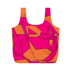 Red Orange 5000 Reusable Bag (m)