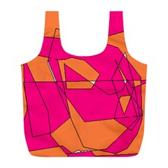 Red Orange 5000 Reusable Bag (l)