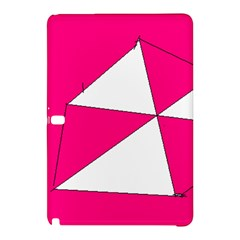Pink White Art Kids 7000 Samsung Galaxy Tab Pro 10 1 Hardshell Case by yoursparklingshop