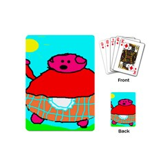 Sweet Pig Knoremans, Art By Kids Playing Cards (mini)