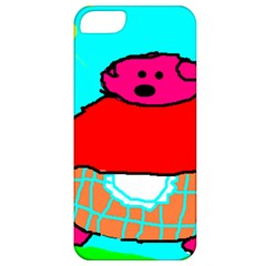 Sweet Pig Knoremans, Art By Kids Apple Iphone 5 Classic Hardshell Case